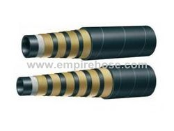Ultra-high pressure spiral wire reinforced ru